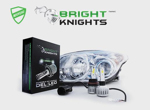 Ensembles de lumières à DEL Bright Knights ampoules à DEL