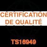 Certification qualite Kugel